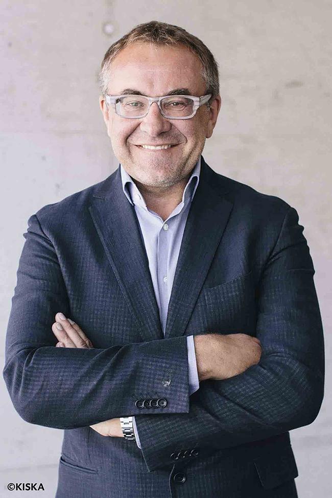 Kiska Gerald CEO