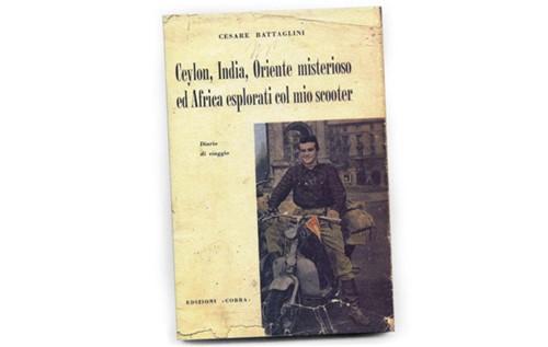 สมุดจดบันทึกของ Dr. Cesare Battaglini
