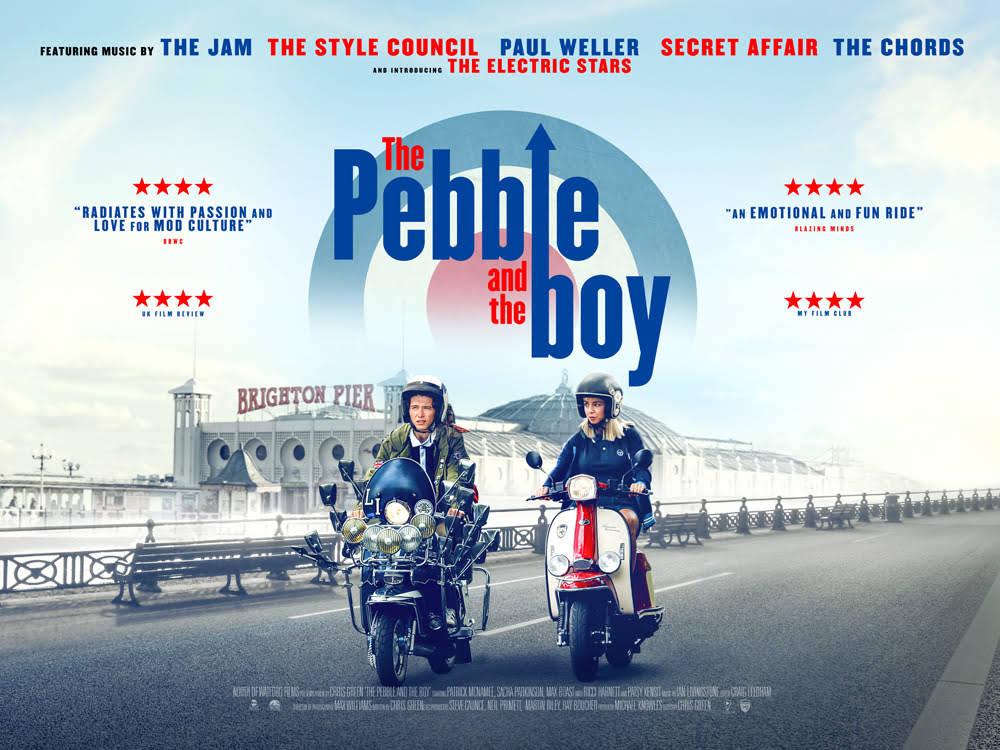 ภาพยนต์เรื่อง The Pebble and The Boy