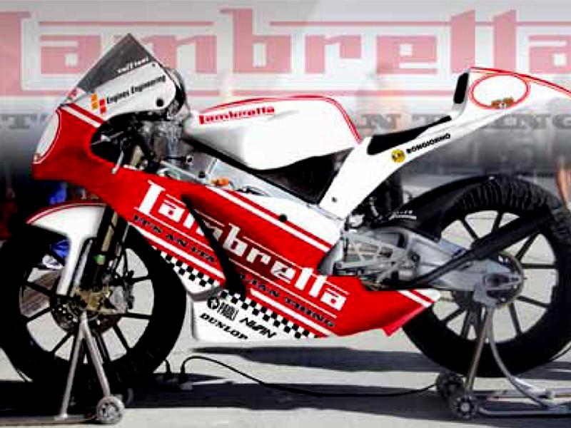 Lambretta 250 GP Racer